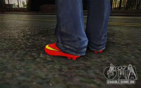 Nike Mercurial Victory 2014 para GTA San Andreas terceira tela
