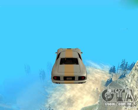 Surf and Fly para GTA San Andreas terceira tela
