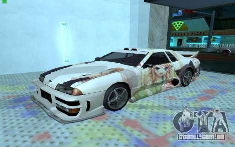 O trabalho da pintura OreImo para Elegia para GTA San Andreas