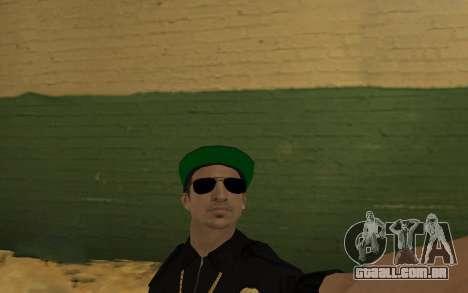 Swag Police para GTA San Andreas segunda tela