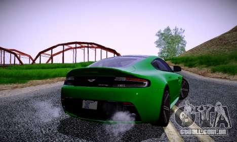 ENBSeries for low PC v2 fix para GTA San Andreas sexta tela
