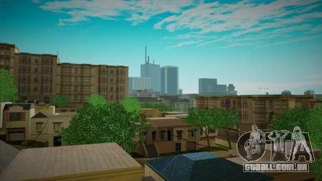 ENBSeries para um PC poderoso para GTA San Andreas segunda tela