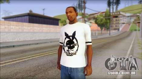 T-Shirt PlayBoy para GTA San Andreas