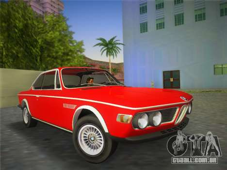 BMW 3.0 CSL 1971 para GTA Vice City