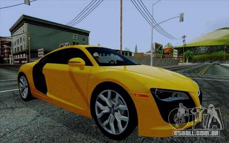 ENBSeries para PC fraco v3 [SA:MP] para GTA San Andreas segunda tela