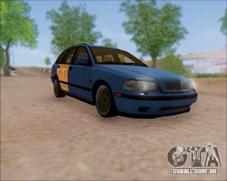 Volvo V40 para GTA San Andreas
