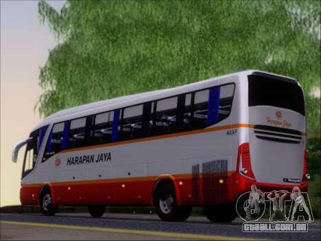 Marcopolo Paradiso 1200 Harapan Jaya para GTA San Andreas