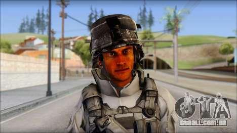New Los Santos SWAT Beta HD para GTA San Andreas terceira tela