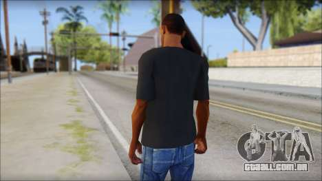 Batista Shirt v1 para GTA San Andreas segunda tela