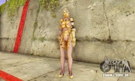Soul Calibre para GTA San Andreas segunda tela