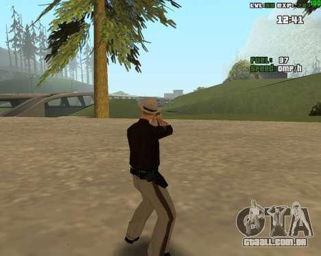 Standing Somersault para GTA San Andreas terceira tela