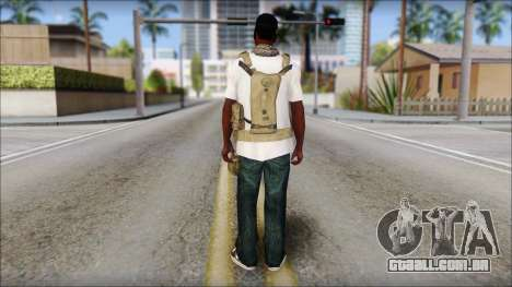 Sweet Mercenario para GTA San Andreas terceira tela
