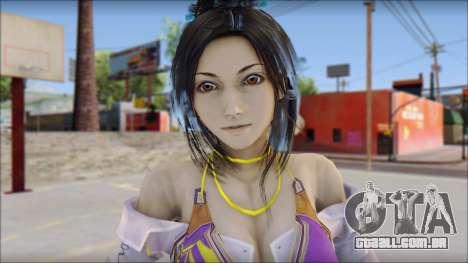 Lebreau From Final Fantasy para GTA San Andreas terceira tela
