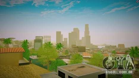 ENBSeries para um PC poderoso para GTA San Andreas terceira tela