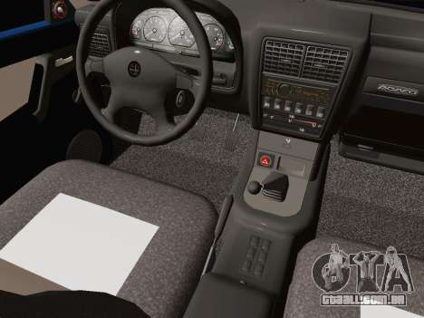 GAZ 3110 para GTA San Andreas vista direita