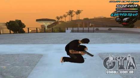 C-HUD by ShnoorOK para GTA San Andreas terceira tela