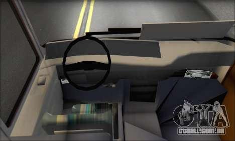 Setra S215 HD para vista lateral GTA San Andreas