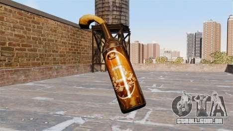 O Coquetel Molotov-Cerveja Vetor- para GTA 4 segundo screenshot