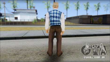 Derby from Bully Scholarship Edition para GTA San Andreas terceira tela