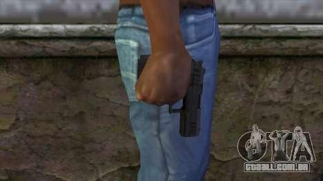 Combat Pistol from GTA 5 para GTA San Andreas terceira tela