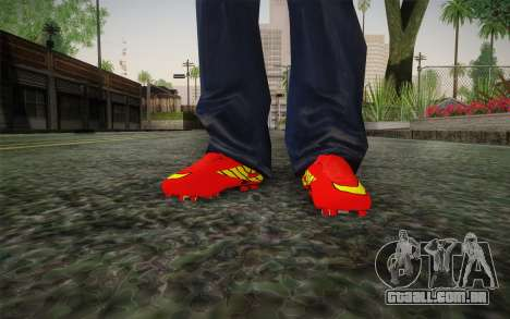 Nike Mercurial Victory 2014 para GTA San Andreas segunda tela