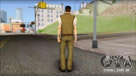 Jamie para GTA San Andreas segunda tela
