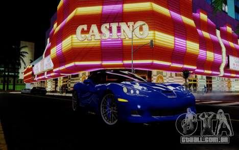 ENBSeries para PC fraco v3 [SA:MP] para GTA San Andreas sexta tela