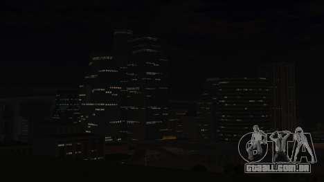 ENBSeries para um PC poderoso para GTA San Andreas sexta tela