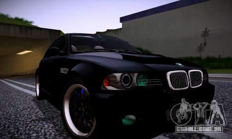 ENBSeries for low PC v2 fix para GTA San Andreas