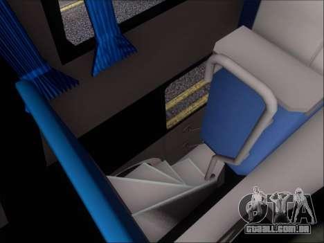 Metalsur Starbus DP 1 6x2 - La Veloz del Norte para GTA San Andreas vista inferior