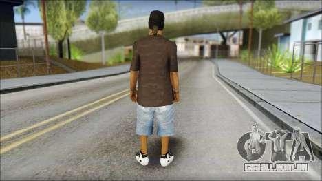 Street Gangster para GTA San Andreas segunda tela