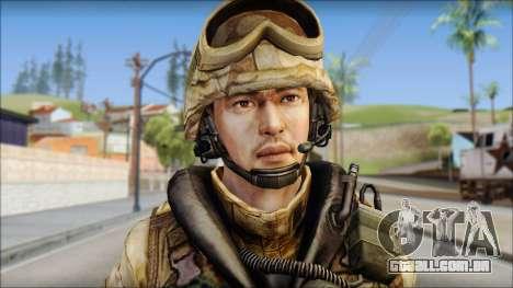Desert UDT-SEAL ROK MC from Soldier Front 2 para GTA San Andreas terceira tela