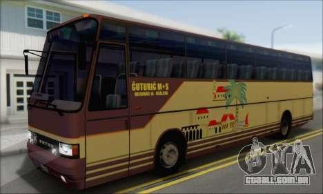 Setra S215 HD para GTA San Andreas vista direita