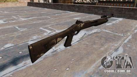 Ружье Benelli M3 Super 90 fantasmas para GTA 4 segundo screenshot