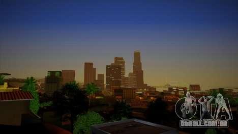 ENBSeries para um PC poderoso para GTA San Andreas por diante tela