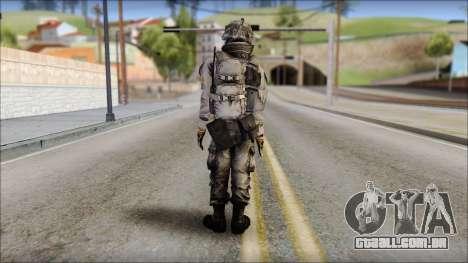 New Los Santos SWAT Beta HD para GTA San Andreas segunda tela