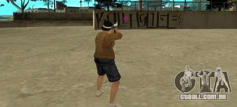 Nova visão para GTA San Andreas