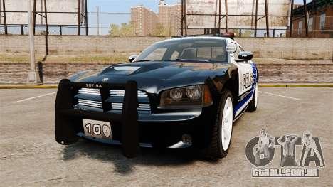 Dodge Charger SRT8 2010 [ELS] para GTA 4
