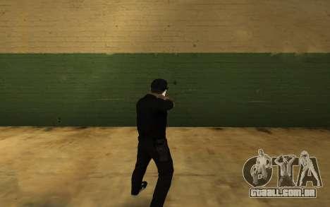 Swag Police para GTA San Andreas sexta tela