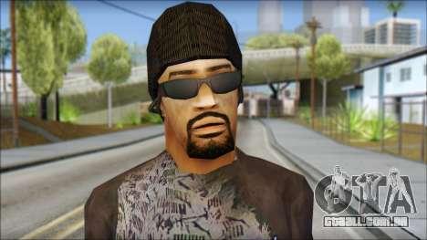 Street Gangster para GTA San Andreas terceira tela