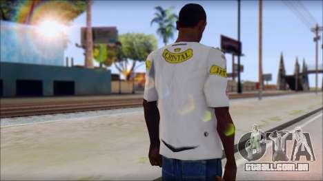 Colo Colo 09 T-Shirt para GTA San Andreas segunda tela