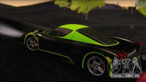 Ferrari Enzo 2002 para o motor de GTA San Andreas