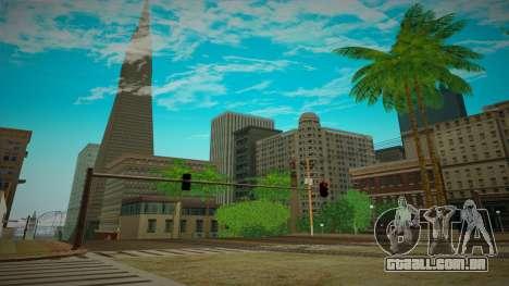 ENBSeries para um PC poderoso para GTA San Andreas