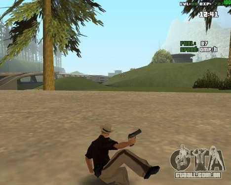 Standing Somersault para GTA San Andreas