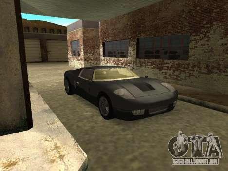 Freeze Root para GTA San Andreas terceira tela