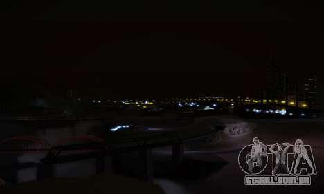 ENBSeries for low PC v2 fix para GTA San Andreas quinto tela