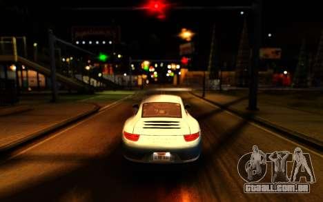 SA_New ENB para GTA San Andreas segunda tela