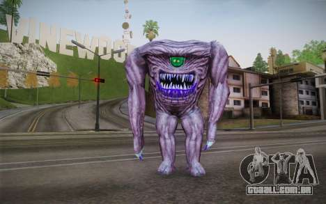 Gnaar from Serious Sam para GTA San Andreas