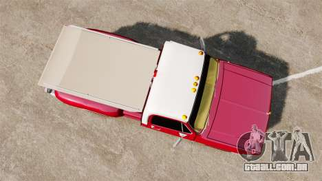 GMC 454 Pick-Up Up para GTA 4 vista direita