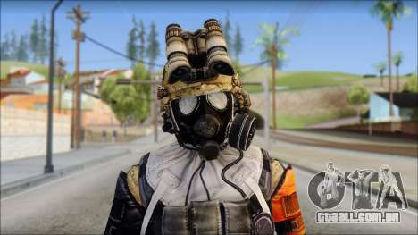 Opfor PVP from Soldier Front 2 para GTA San Andreas terceira tela